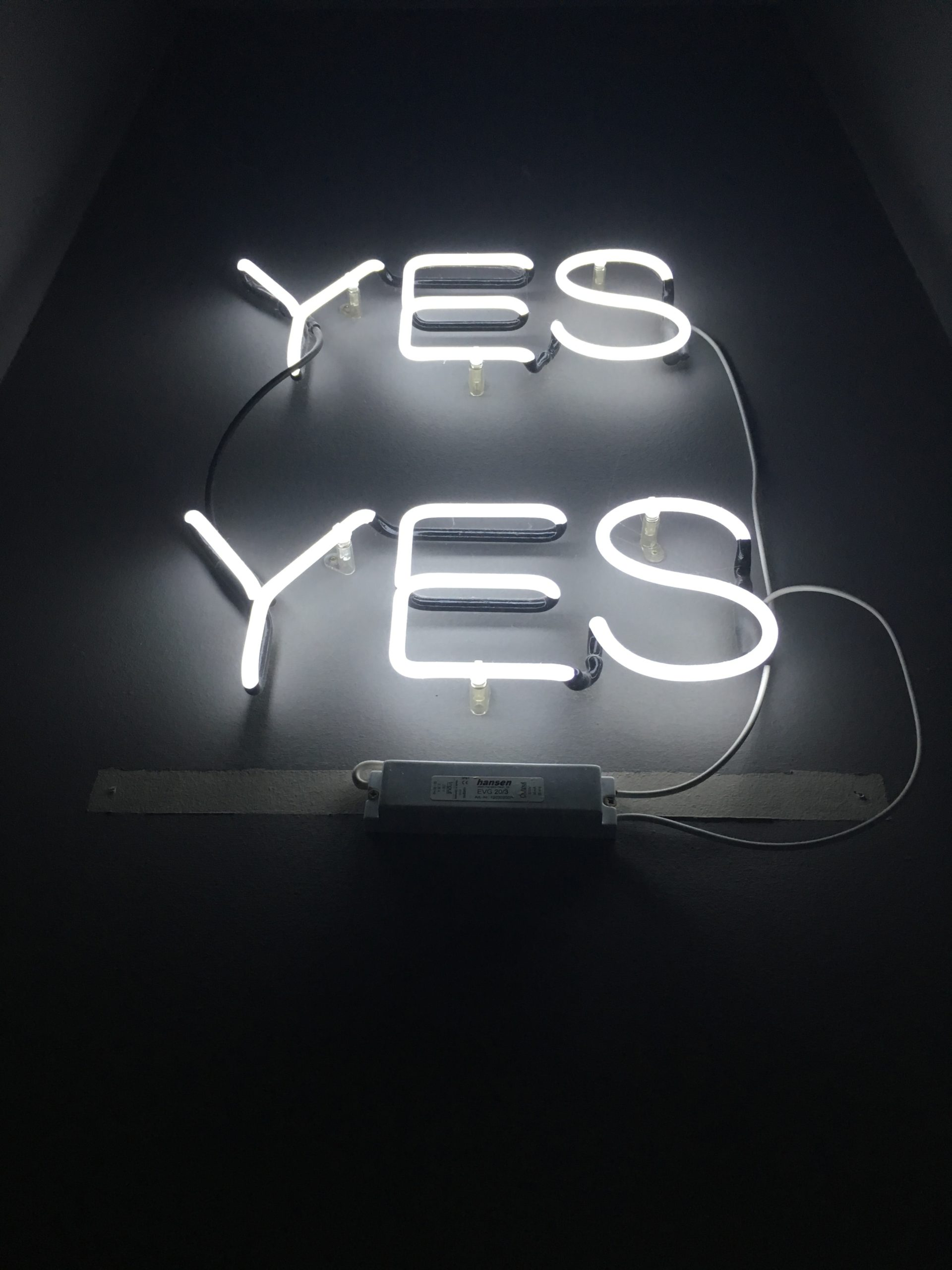 Dare To Say Yes