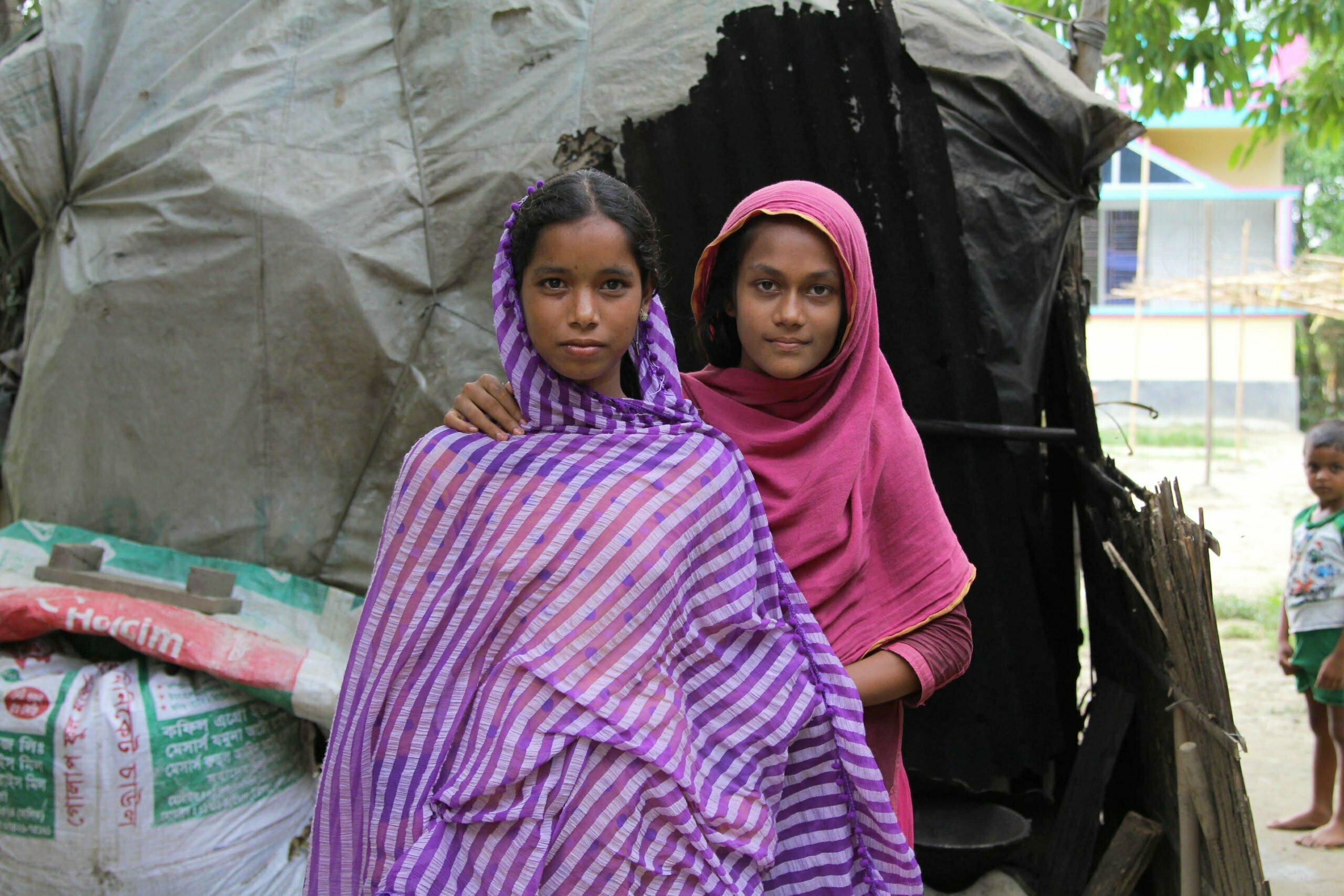 Child Brides In Bangladesh