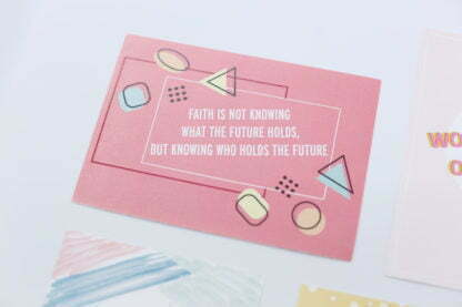 Postcards for students who are stressed
