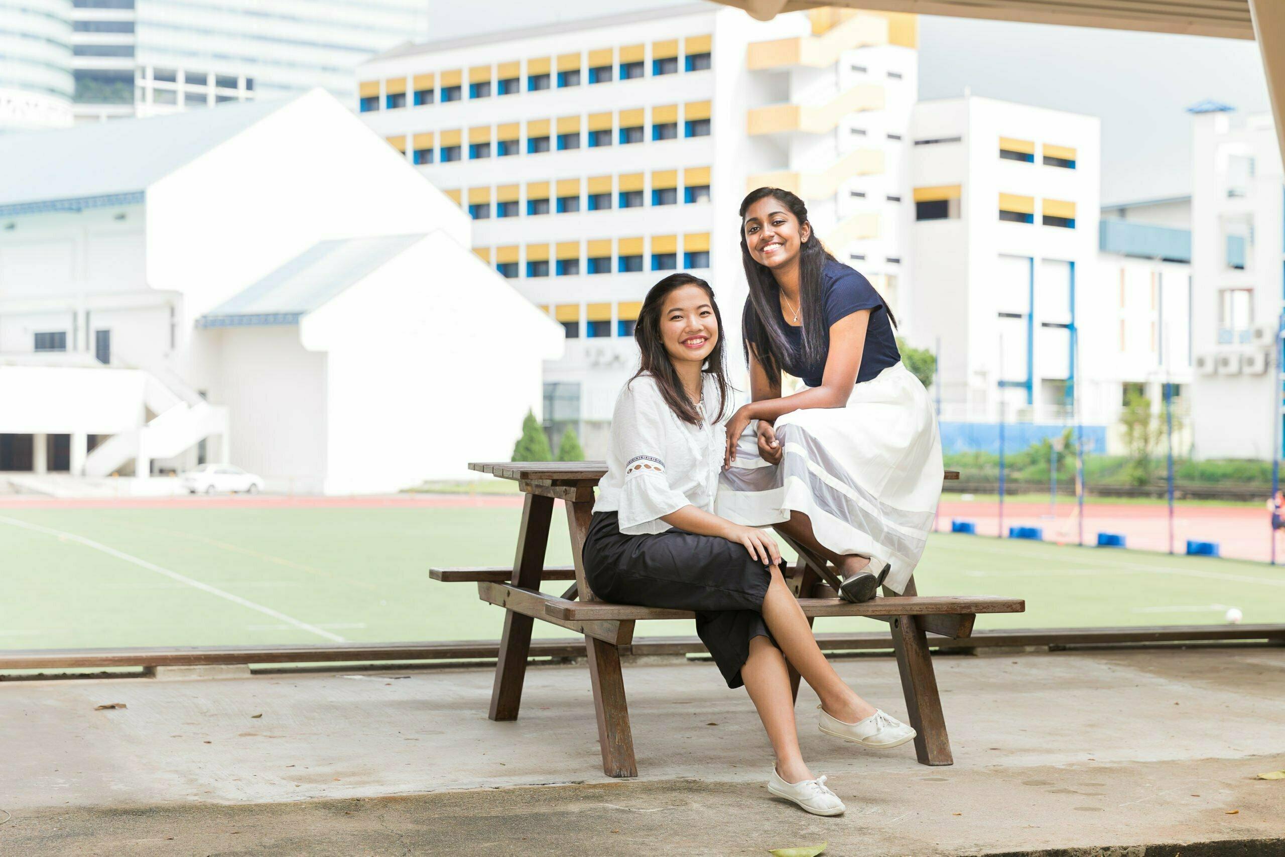 Spotlight: Nicole & Vaish On Starting A Prayer Meeting In School