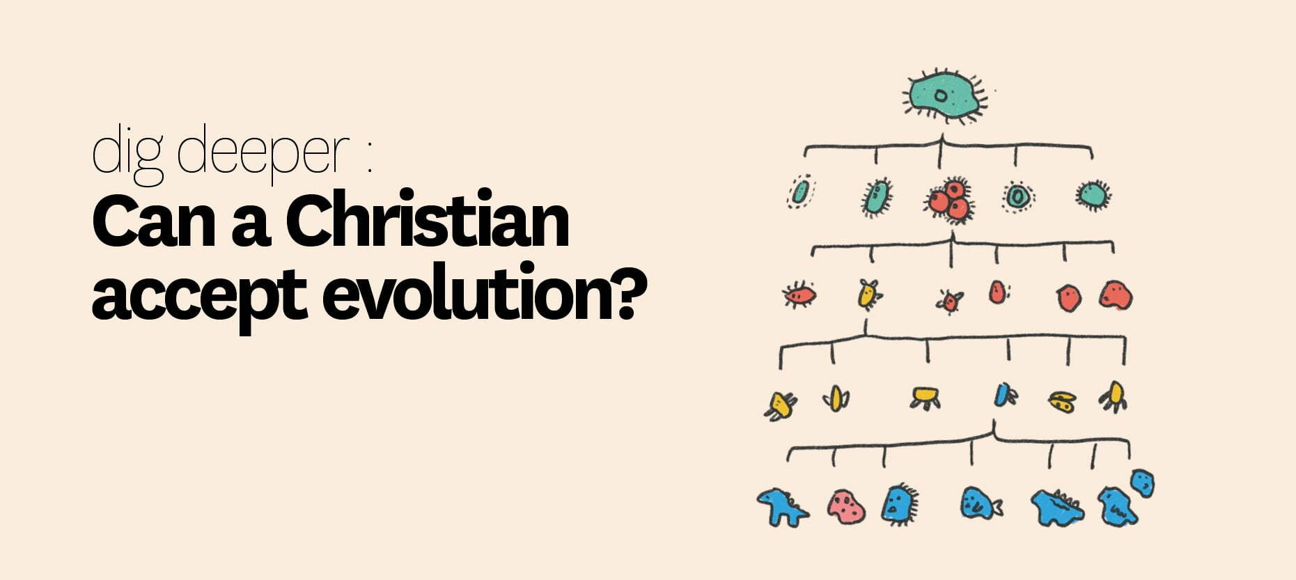 Can a Christian Accept Evolution?