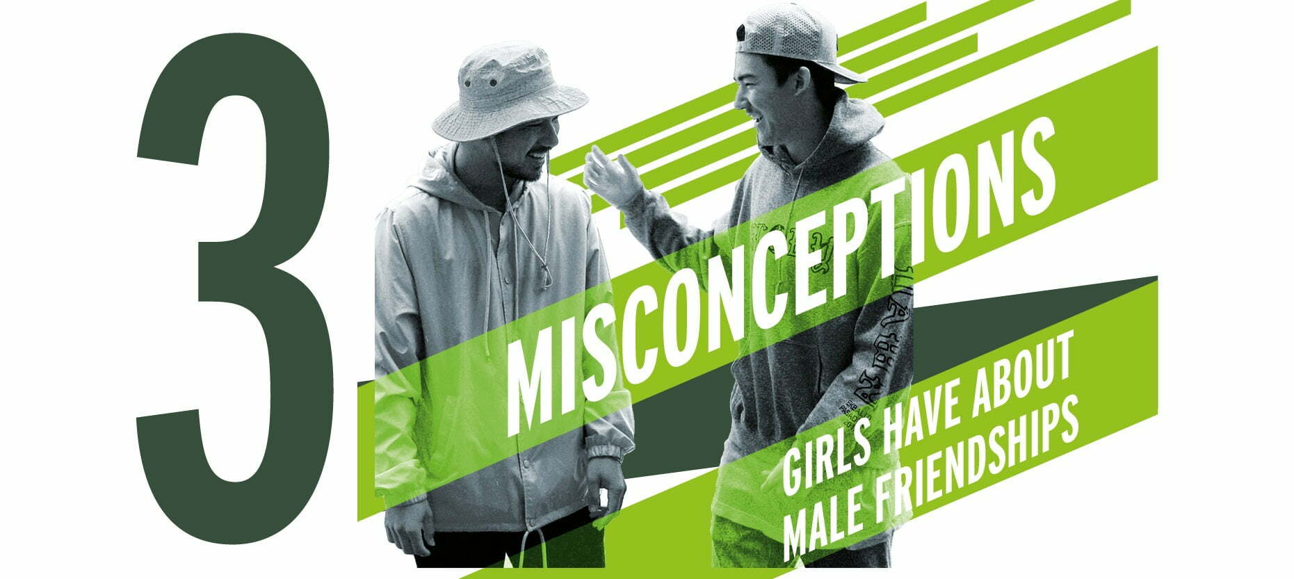 3 Misconceptions Girls Have About Male Friendships